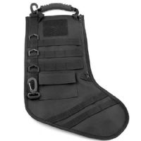 "Novelty ""Tactical"" Christmas Stocking"